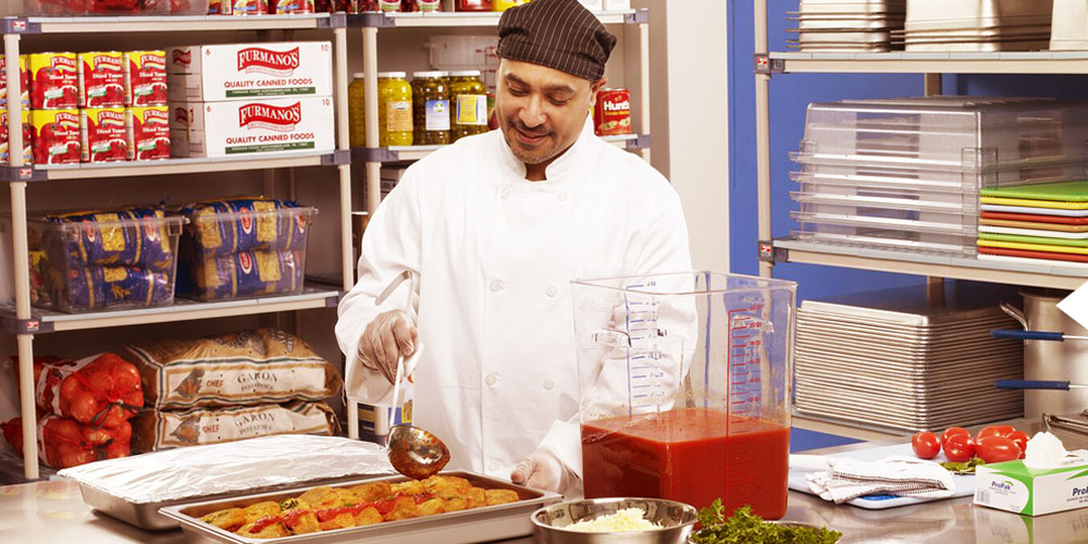 HRI Culinary Solutions Centers