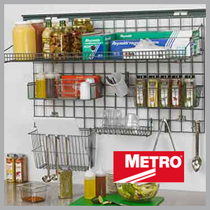 Metro Maximize Kitchen Space