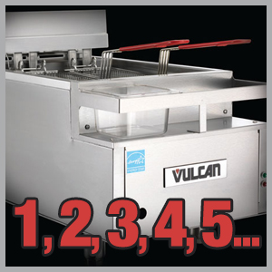 Vulcan Maximize Small Kitchens