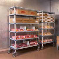 Metro Walk-In Cooler Shelving