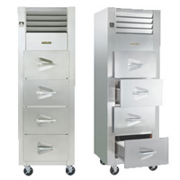 Traulsen Fish & Poultry Refrigerators
