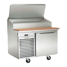 Traulsen Compact Sandwich Prep Table