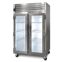 Traulsen Glass Door Merchandisers