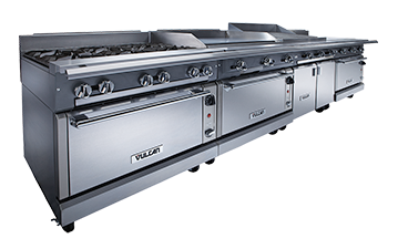 Vulcan Heavy Duty Cook Suites_V-series