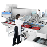 Aero-Werks Upracking Conveyor
