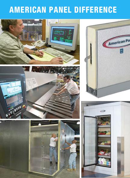 America Panel Refrigeration