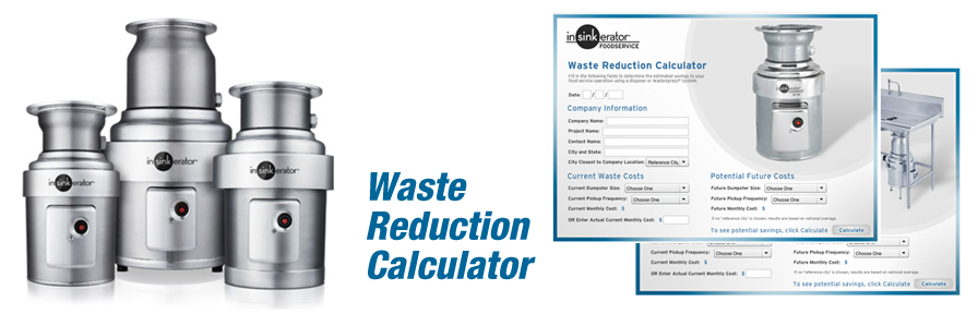 Insinkerator Waste Management