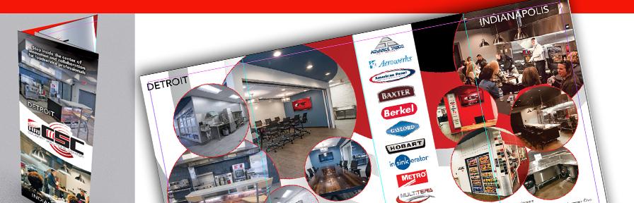 HRI, Inc. Culinary Solutions Center