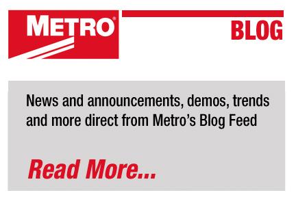 Metro Blog Feed