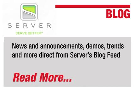Server Blog Feed