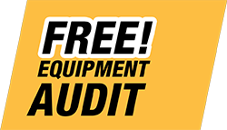 Request a Free Equipment Audit!